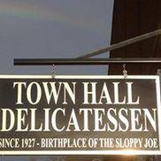 Town Hall Deli, South Orange NJ