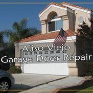 Aliso Viejo Garage Door Repair, Aliso Viejo CA