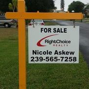 Nicole Askew, Your Right Choice Realtor, Fort Myers FL