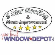 5 Star Roofing U0026 Home Improvement
