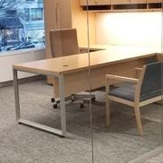 superior office interiors white marsh area alignable