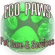 ECO - PAWS Pet Sitting Dog Walking & Day Care, Austin TX