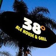 38 Degrees Ale House & Grill, Alhambra CA