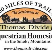 The Settlement at Thomas Divide in the Smoky Mountains of NC, Bryson City NC