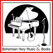 Bohemian Hwy Music & Books, Concord CA
