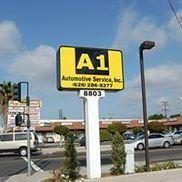 A1 Automotive Service, Inc., San Gabriel CA