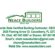 Neace Builders, Inc., Casselberry FL