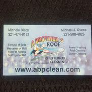 A Brother's Roof and Exterior Cleaning, Palm Bay FL