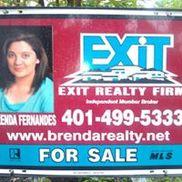 Brenda Fernandes- EXIT Realty Firm, Warwick RI