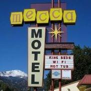 Mecca Motel, Colorado Springs CO