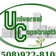 Universal construction Inc, Framingham MA