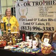 A Ok Trophies, Land O Lakes FL