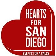 Hearts for San Diego, San Diego CA