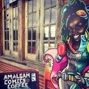 Amalgam Comics & Coffeehouse, Philadelphia PA