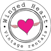 Winged Heart Vintage Rentals, Livermore CA