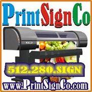 PrintSignCo, Austin TX