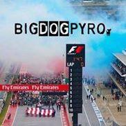 Big Dog Pyro, Austin TX