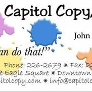 Capitol Copy Inc, Concord NH