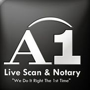 A1 Live Scan & Notary Services, Los Angeles CA