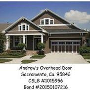Andrews Overhead Door. Sacramento CA