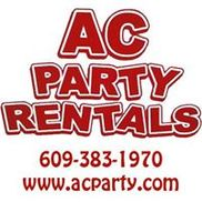 AC Party Rental, Egg harbor township NJ