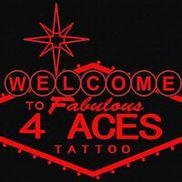 4 Aces Tattoo, Franklin Park IL