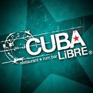 Cuba Libre Restaurant and Rum Bar, Atlantic City NJ