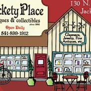 Pickety Place Antiques and Collectibles LLC, Jacksonville OR