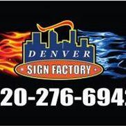 Denver Sign Factory, Aurora CO