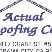 Actual Roofing Co., Panorama City CA