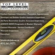 Top Level Home Inspections Calgary Alberta, Calgary AB