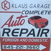 Klaus Garage, Hopewell Junction NY