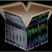 boxed art media, LLC, Austin TX