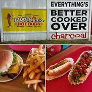Webber's Hot Dogs, Sarasota FL