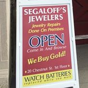 Segaloff's Jewelers, Needham MA