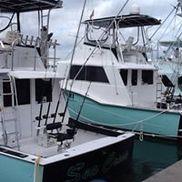 Seacross Deep Sea Fishing Charters, Miami Beach FL