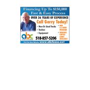 ABC EQUIPMENT & TRUCK FINANCING, Delmar NY