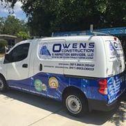 Owens Construction & Inspection Svcs, Sarasota FL