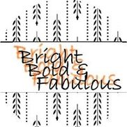 Bright, Bold & Fabulous, Bethesda MD