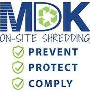 MDK Recycling LLC, Jackson MI