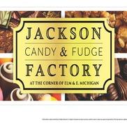 Jackson Candy & Fudge Factory, Jackson MI