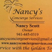 Nancy's Concierge Services, North Venice FL