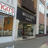 Miller Shoe Parlor, Jackson MI