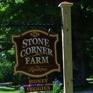 Stone Corner Farm, New Sharon ME
