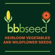 BBB Seed Heirloom Vegetable & Wildflower Seeds, Boulder CO