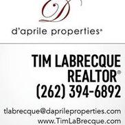 Tim LaBrecque, Realtor Geneva Lake Area, Fontana WI