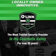 O'Linn Security Inc., Palm Springs CA