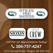 Styles For Success, Regina SK