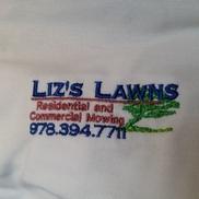 Liz's Lawns, Acton MA