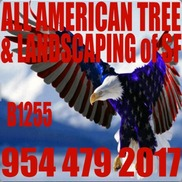 All American Tree Services & Landscaping of South Florida, Inc., <argate FL
